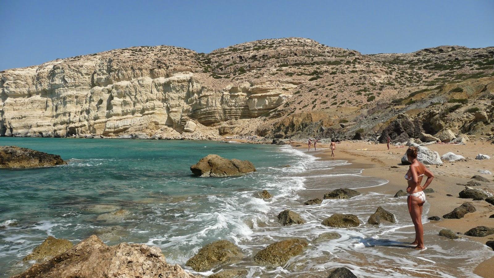 7 самых известных нудистских пляжей Греции