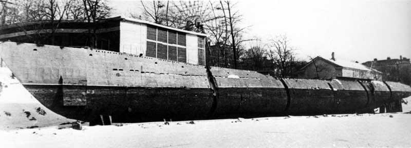 лодка с 56 во владивостоке история