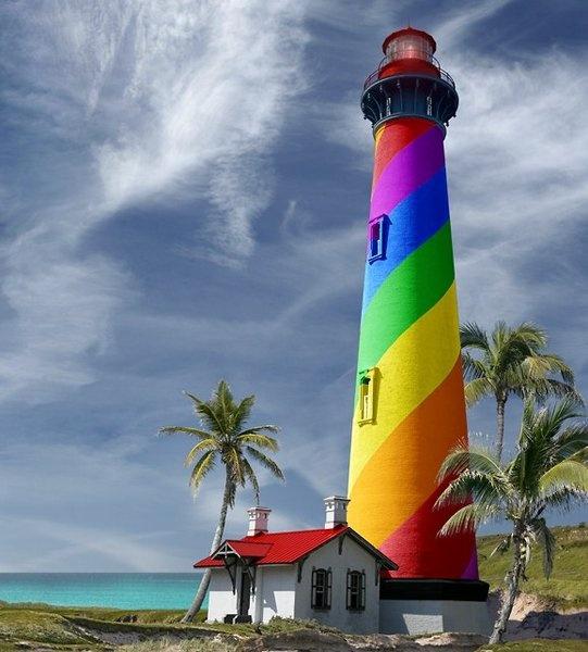 Rainbow Свет