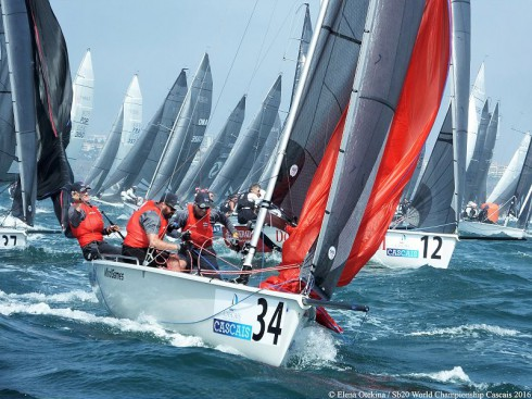 лодках класса sb20