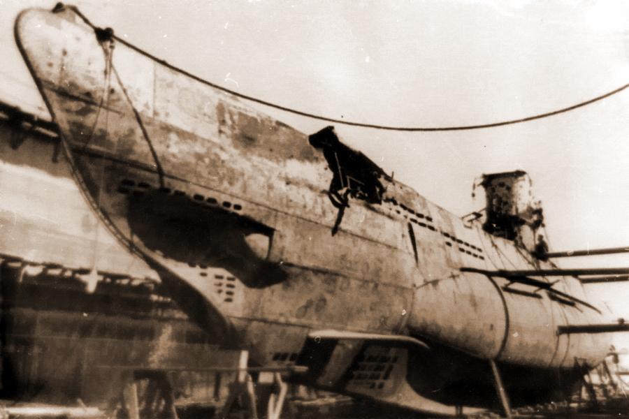 довоенные подводные лодки