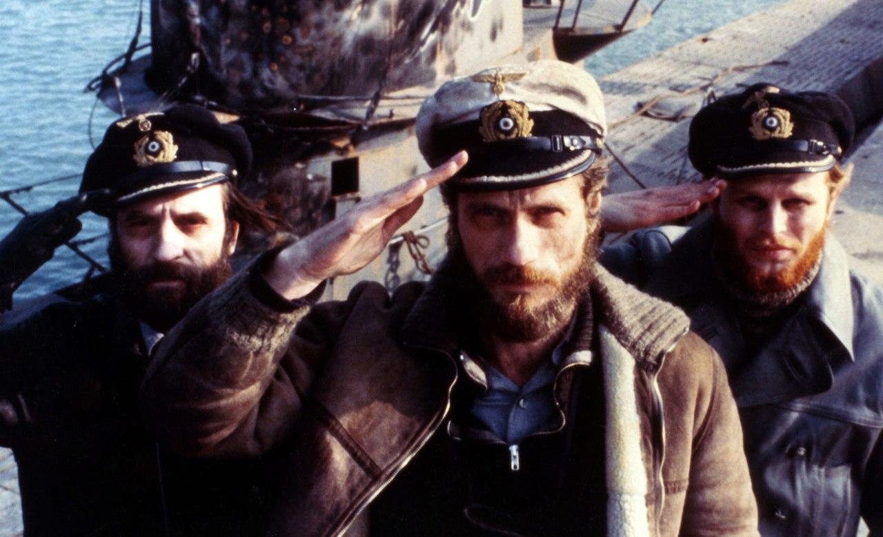 какие фильмы есть про подводных лодок