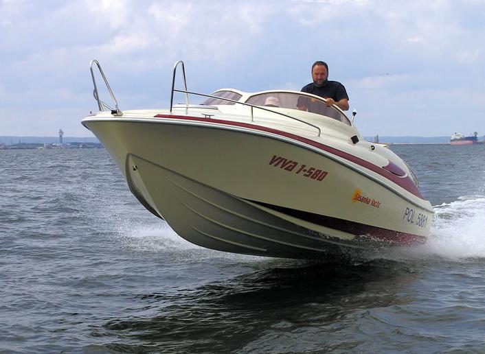 обводы на моторные лодки